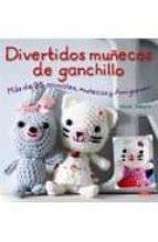 divertidos muñecos de ganchillo: mas de 35 animales,muñecas y ami gurumi-nicki trench-9788498741445