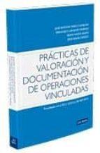 practicas de valoracion y documentacion de operaciones vinculadas 9788498981445