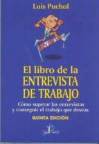 el libro de la entrevista de trabajo (ebook)-luis puchol moreno-9788499691145