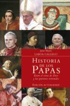 historia de los papas (ed. revisada) juan maria laboa 9788499708645