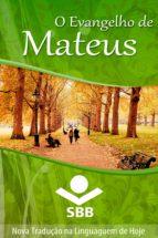 o evangelho de mateus (ebook)-sociedade bíblica do brasil-9788531113345
