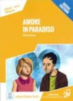 amore in paradiso + downloadable mp3 audio 9788861823945