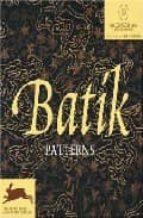 Batik patterns Descargando la colección de libros Epub