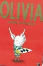 olivia recibe la navidad-ian falconer-9789681685645