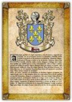 apellido hoya / origen, historia y heráldica de los linajes y apellidos españoles e hispanoamericanos (ebook) antonio tapia cdlhf00016045