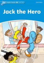 dolphin readers level 1: jack the hero-9780194400855