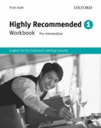 highly recommended. workbook: english for the hotel and catering industry-trish stott-9780194574655