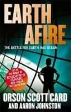 earth afire: book 2 of the first formic war orson scott card aaron johnston 9780356502755