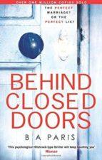 behind closed doors b.a. paris 9781250122155