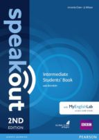speakout intermediate 2nd edition students  book with dvd rom and myenglishlab access code pack 9781292115955