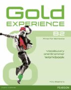 gold experience b2 grammar & vocabulary workbook without key-9781447913955
