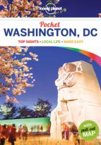 pocket washington dc 3rd ed. (ingles) lonely planet pocket guides-9781786572455