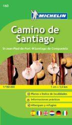 camino de santiago 2010 (mapas zoom) (ref. 160) 9782067148055