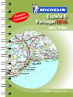mini atlas españa & portugal 2014 (ref. 00028) 9782067192355