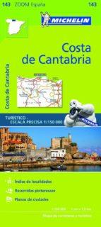 mapa zoom esp. costa de cantabria 2017 9782067218055
