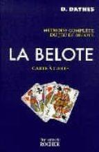 El libro de La belote: carte a carte autor DANIEL DAYNES EPUB!