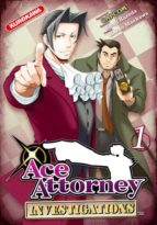 Ace attorney investigat t01 Descargue el libro para kindle