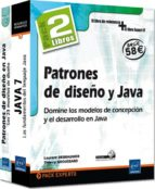 patrones de diseño y java: pack de 2 libros: domine los modelos d e concepcion y el desarrollo en java-thierry groussard-laurent debrauwer-9782746090255
