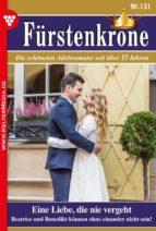 fürstenkrone 131 – adelsroman (ebook) jutta von kampen 9783740933555