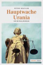 hauptwache urania (ebook)-peter beutler-9783960412755
