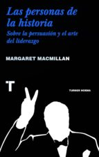 las personas de la historia-margaret macmillan-9786077711155