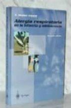 alergia respiratoria en la infancia y adolescencia-f. muñoz lopez-9788407002155