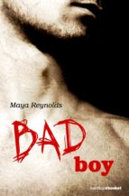 bad boy-maya reynolds-9788408087755