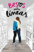 besos entre líneas (ebook)-esmeralda verdu-may r. ayamonte-9788408154655