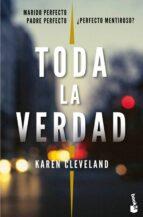toda la verdad-karen cleveland-9788408202455