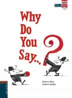 why do you say?   cd (piece of cake) rebecca place 9788414001455