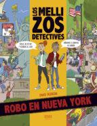 los mellizos detectives: robo en nueva york 9788414012055