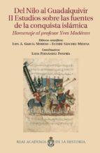 Formato de libro descargable gratis en pdf Del nilo al guadalquivir.