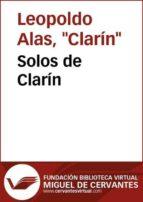 SOLOS DE CLARÍN