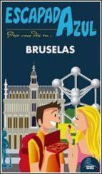 escapada azul bruselas 2014-9788415847755