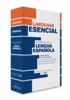 diccionario esencial lengua española (3ª ed.) 9788416124855