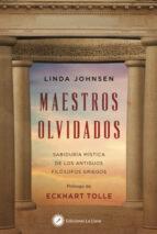 maestros olvidados-linda johnsen-9788416145355