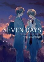 seven days, vol.2 venio tachibana 9788416188055