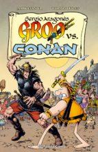 groo vs conan-sergio aragones-mark evanier-thomas yeates-9788416401055