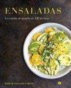 ensaladas: la vuelta al mundo en 120 ensaladas katie caldesi 9788416407255
