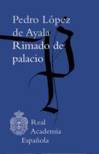 rimado de palacio (adobe pdf) (ebook)-pedro lopez de ayala-9788416494255