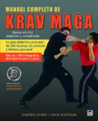 manual completo de krav maga-darren levine-9788416676255