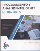procesamiento analisis inteligente de big data-9788416806355