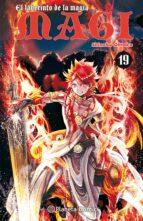 magi el laberinto de la magia nº 19 shinobu ohtaka 9788416889655