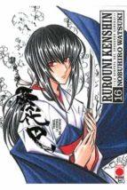 rurouni kenshin integral nº 16 nobuhiro watsuki 9788416986255