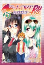 to love ru darkness nº 15-saki hasemi-kentaro yabuki-9788417099855