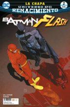 batman / flash: la chapa nº 02 (de 4) (renacimiento)-tom king-joshua williamson-9788417206055