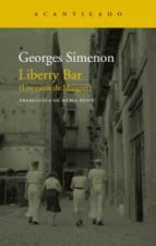 liberty bar-georges simenon-9788417346355