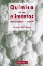 El libro de Quimica de los alimentos mecanismos y teoria autor G. D. WONG PDF!