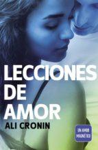 lecciones de amor (girl heart boy 4) ali cronin 9788420480855
