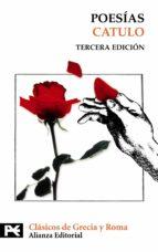 poesias tercera edicion (revisada y actualizada) cayo valerio catulo 9788420649955